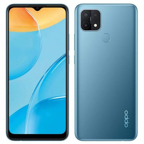 Смартфон OPPO A15s 4/64GB (mystery blue)